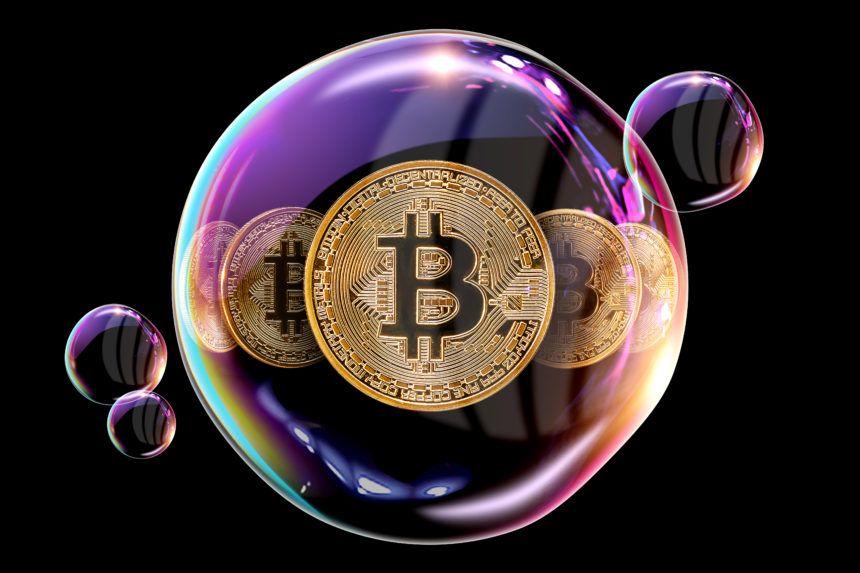 Bitcoin is still a bubble according to American economist Nouriel Roubini