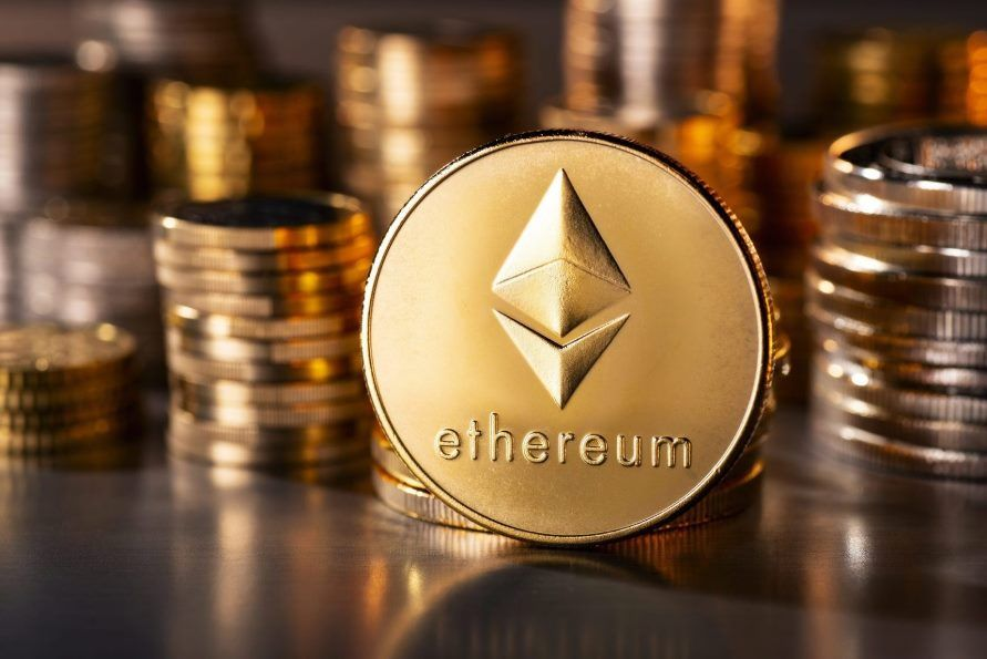 Number of ETH on crypto exchanges fall to 2-year low